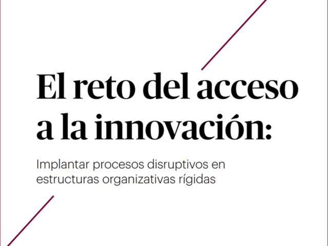 18. Acceso a la innovación LISTA
