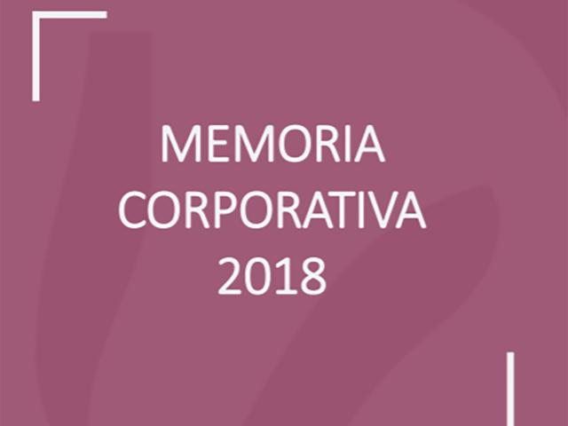 8. Memoria corporativa 2018 LISTA